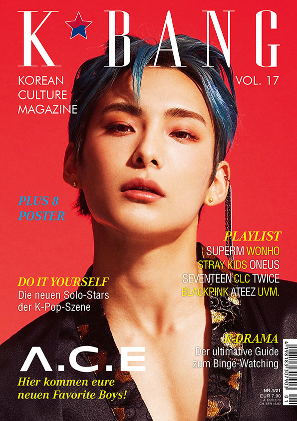 K-BANG Vol. 17 - Nr. 01/2021 - Jun Edition