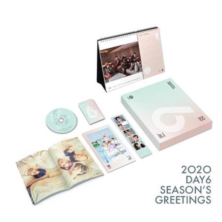 DAY6 - 2020 Season's Greetings - Pre-order