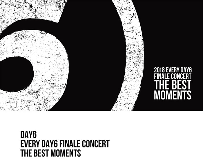 Day6 - Every Day6 Finale Concert - The Best Moments (3 DVDs) - jetzt lieferbar