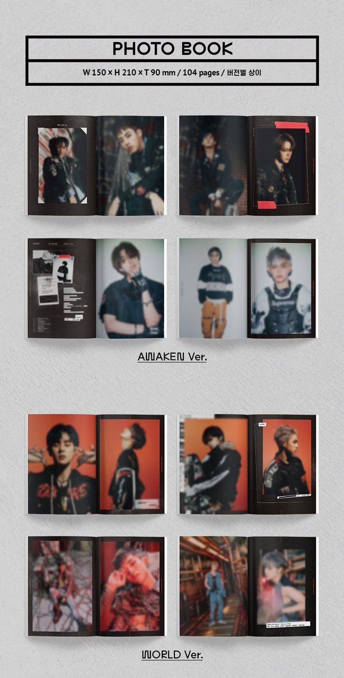 WayV - Awaken The World - J-Store Online