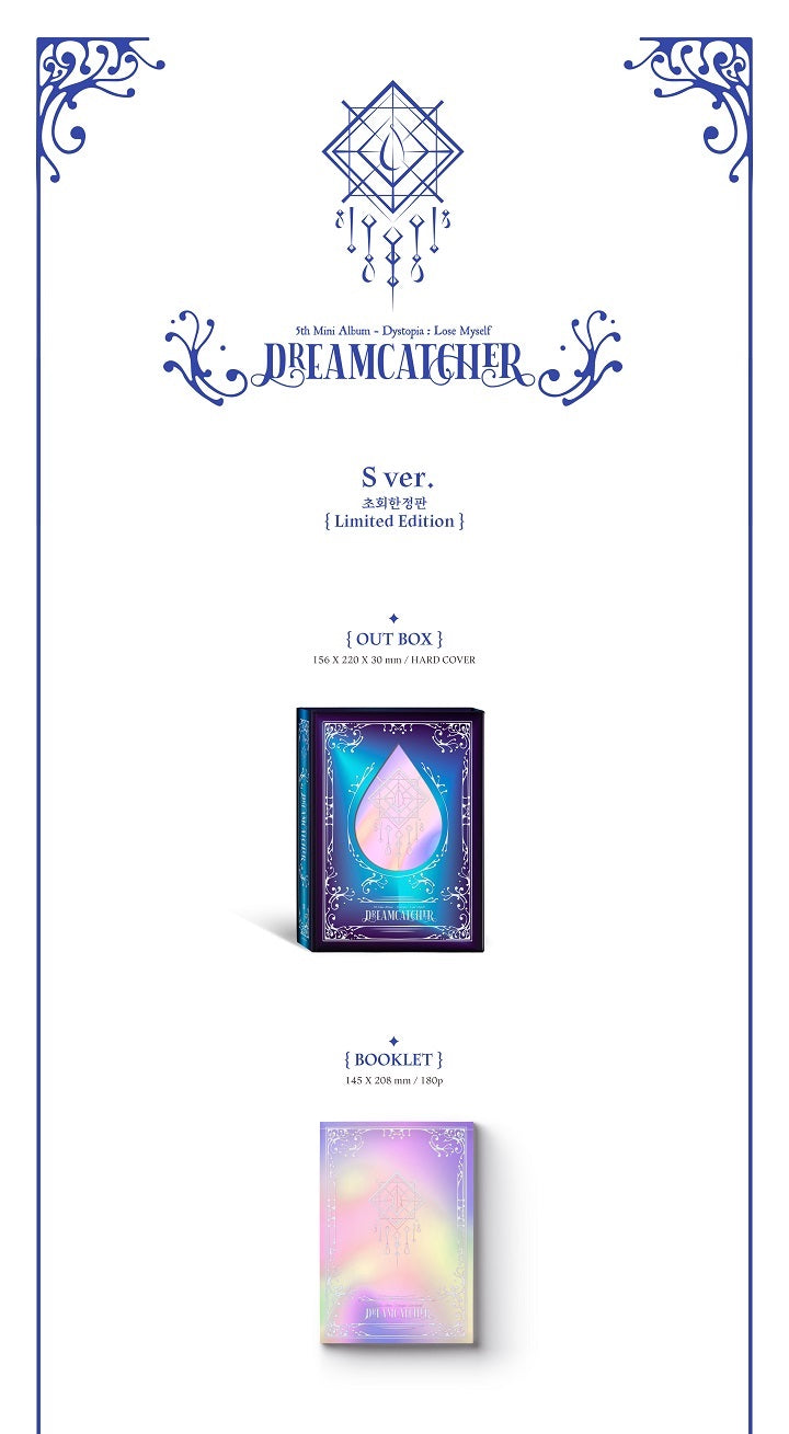 Dreamcatcher - Dystopia: Lose Myself S Version (Limited Edition) - Pre-Order - J-Store Online