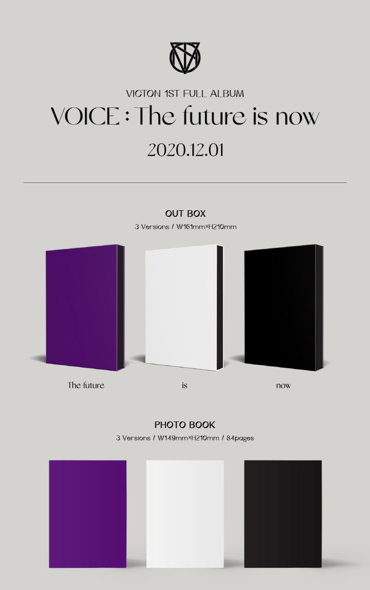 Victon - Voice: The Future Is Now - Pre-Order