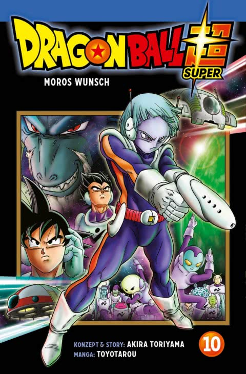 Dragon Ball Super - Band 10