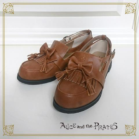 ALICE AND THE PIRATES  Tasseled Loafers