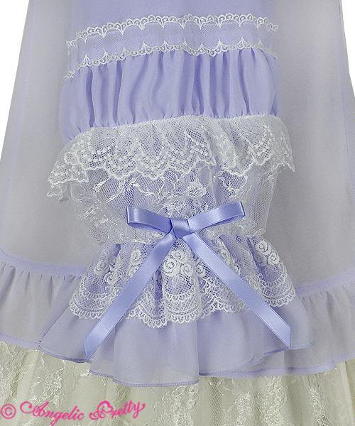 ANGELIC PRETTY - Romantic Perfume Bluse (weiß)