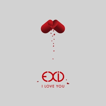 EXID - I Love You (Single Album) - Pre-Order