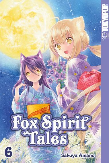 Fox Spirit Tales - Band 06