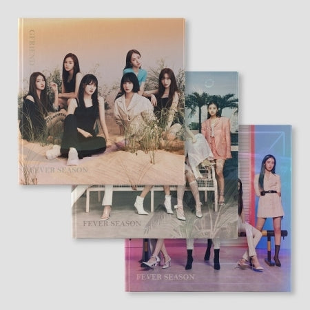 Gfriend - Fever Season (7th Mini Album) - Pre-Order