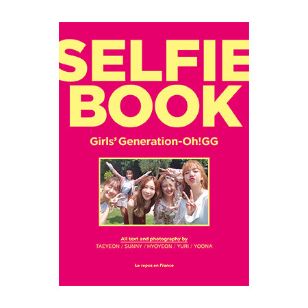 Girls' Generation - OH!GG Selfie Book - Pre-Order