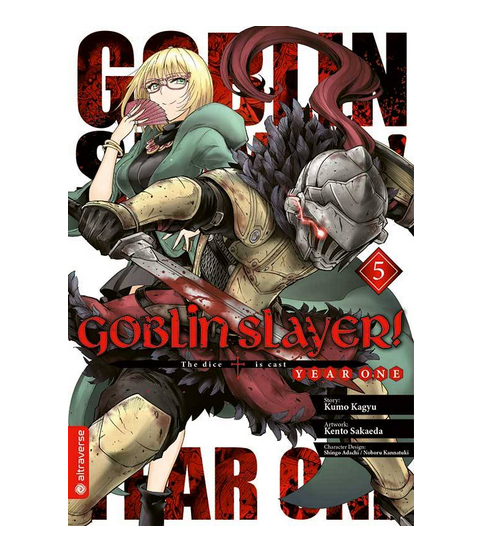 Goblin Slayer! Year One - Band 05 - J-Store Online