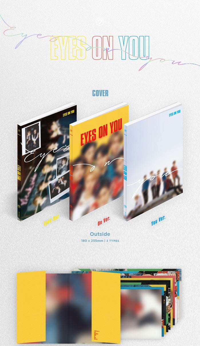 GOT7 - Eyes On You - You Version - J-Store Online