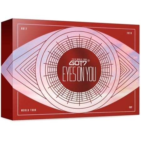 GOT7 - GOT7 2018 World Tour (Eyes on You) - 3 Blu-Rays - Pre-Order