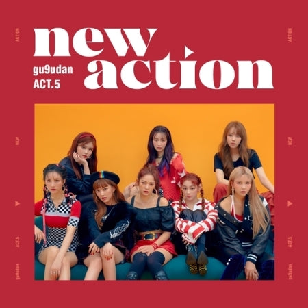 Gugudan : Act.5 New Action - jetzt lieferbar