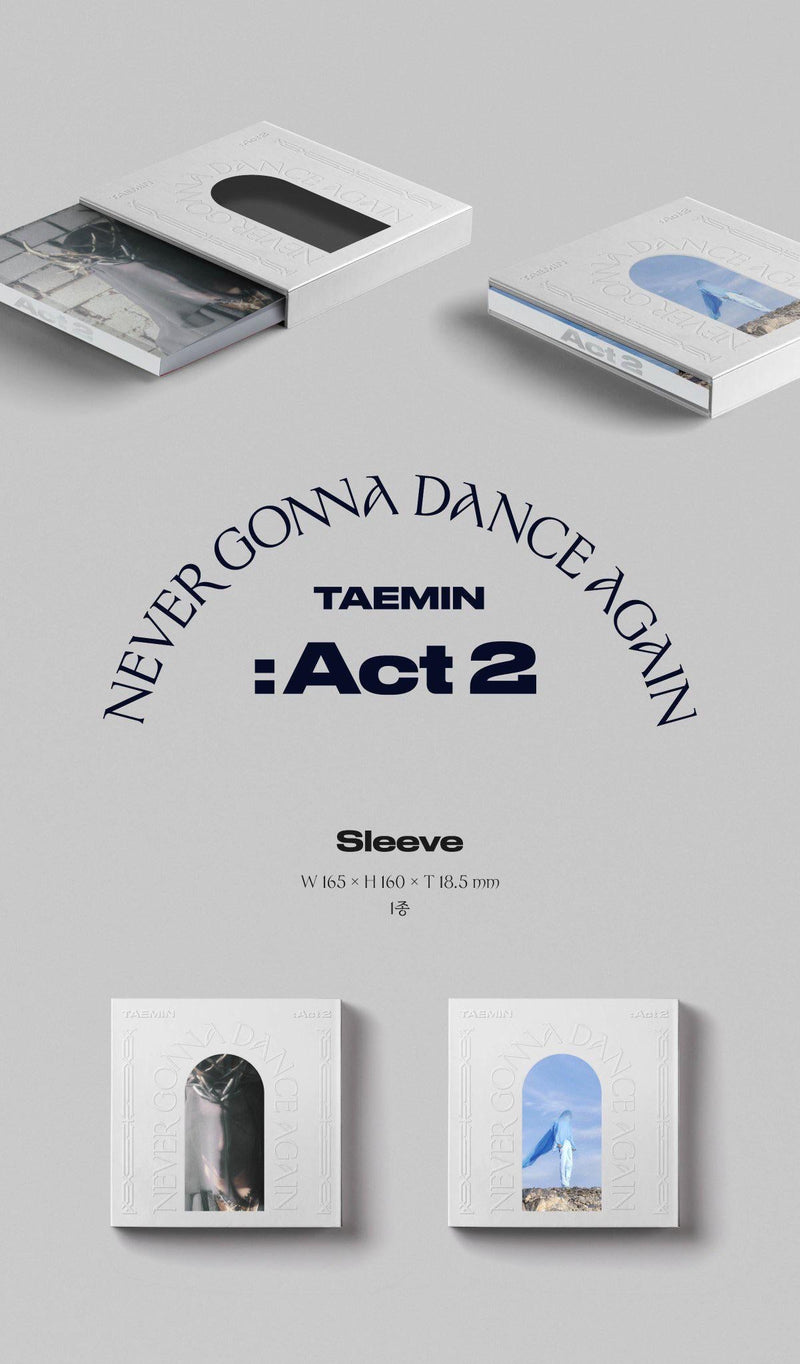 Taemin - Never Gonna Dance Again (Act 2)