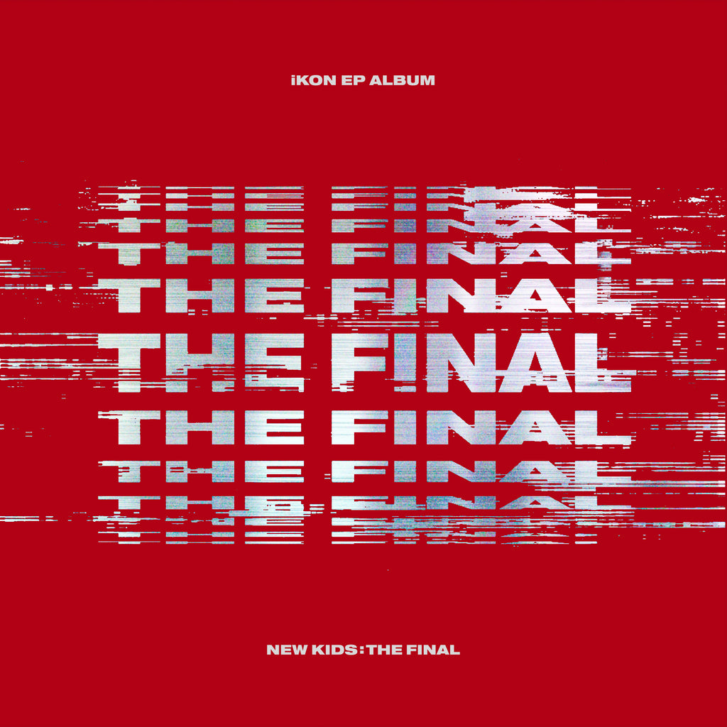 iKON - New Kids: The Final (rote Verison) - Jetzt lieferbar