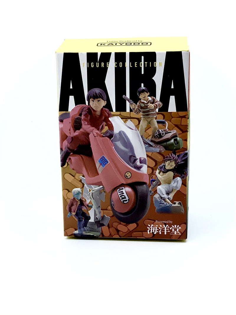 AKIRA - A.D.2019 Neo-Tokyo Figure Collection - Part 1 Kaneda