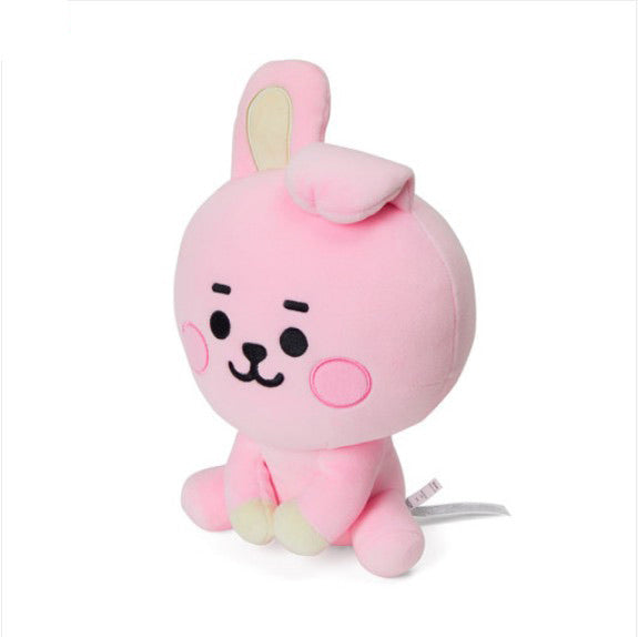 BT21 Baby Seating Doll (Cooky, Shooky)