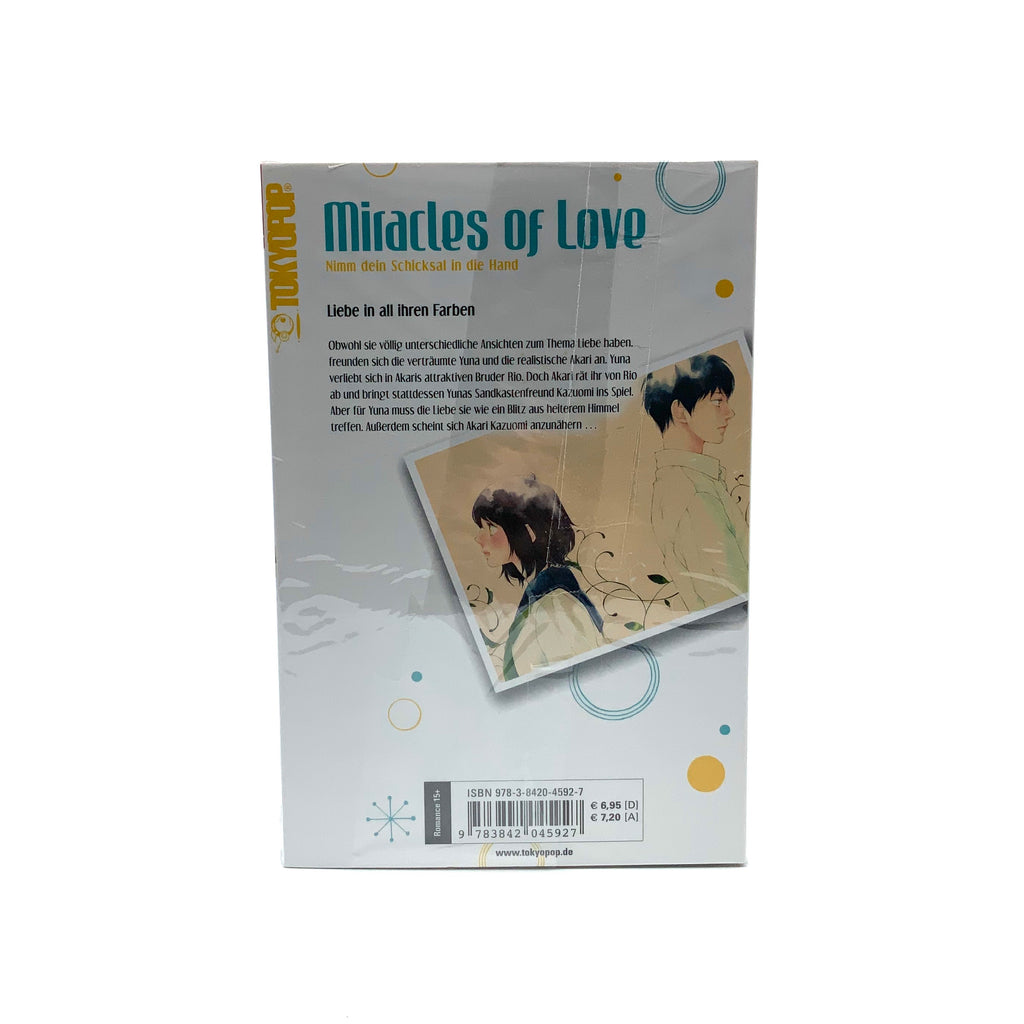 Miracles of Love - 1-7 - J-Store Online