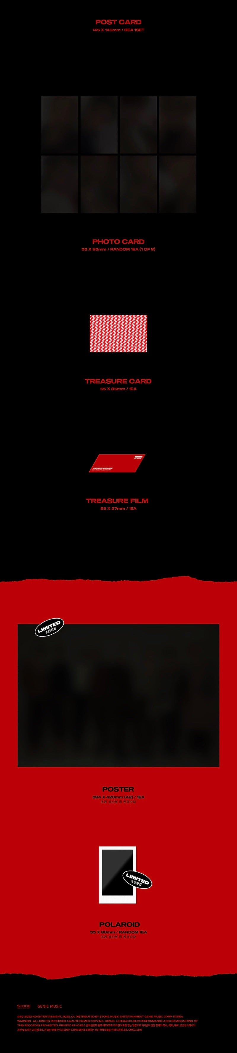 ATEEZ - Treasure Epilouge: Action to Answer - J-Store Online