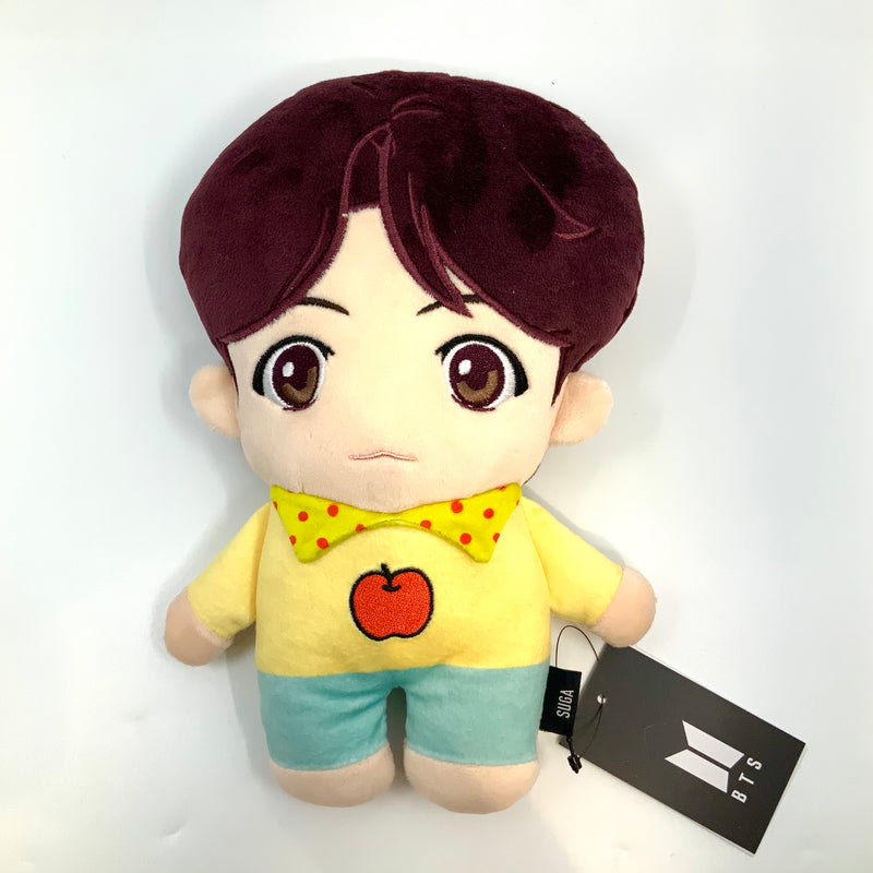 BTS Character Flat Cushion (all Members) - J-Store Online