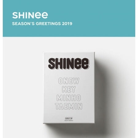 SHINee - 2019 Season's Greetings - Pre-Order