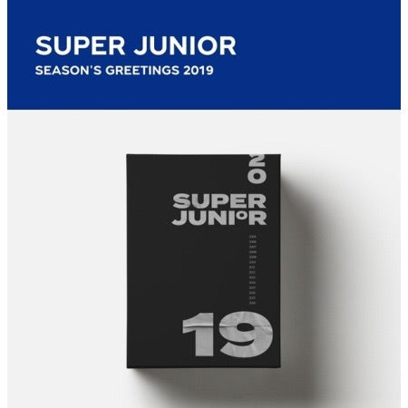 Super Junior - 2019 Season's Greetings - Pre-Order