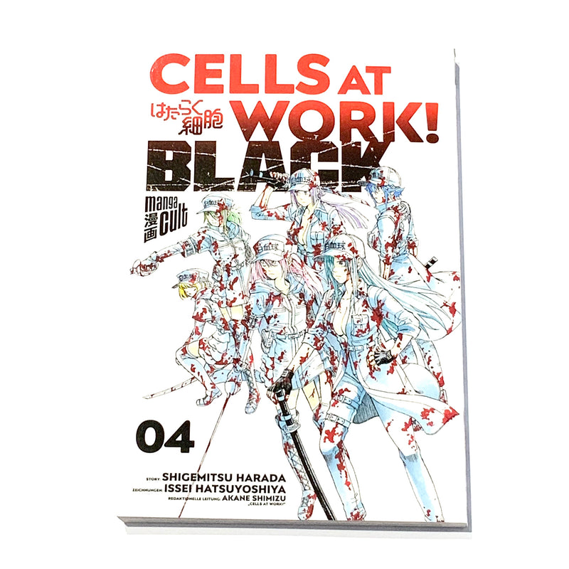 Cells at work! Black - Band 4 - J-Store Online