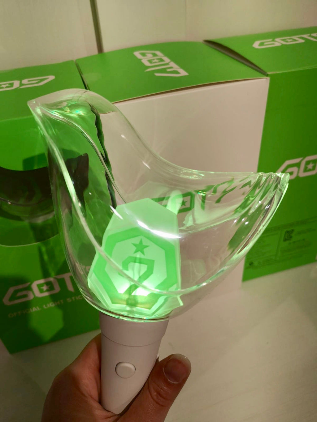 GOT7 - Official Light Stick 2018 - jetzt lieferbar