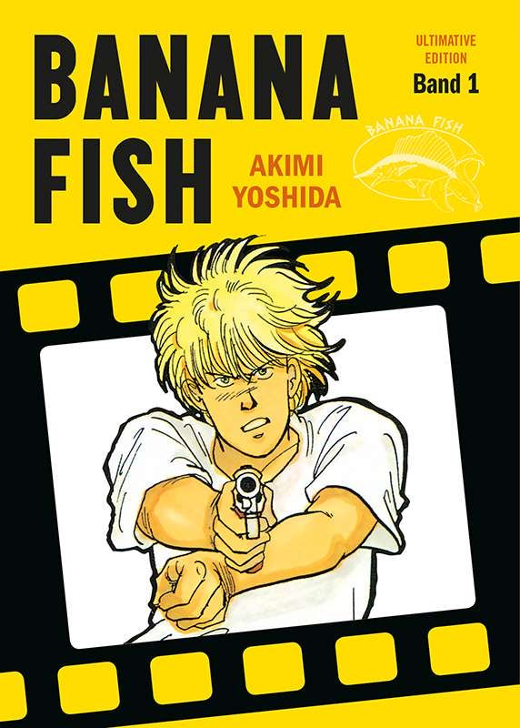 Banana Fish - Ultimative Edition - Band 1 - J-Store Online