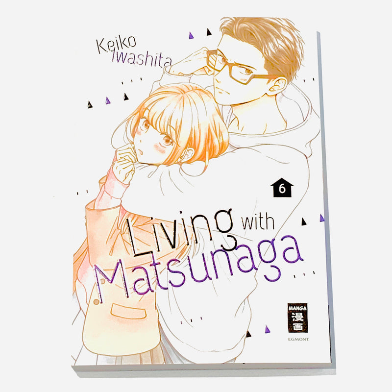 Living with Matsunaga - Band 6 - J-Store Online
