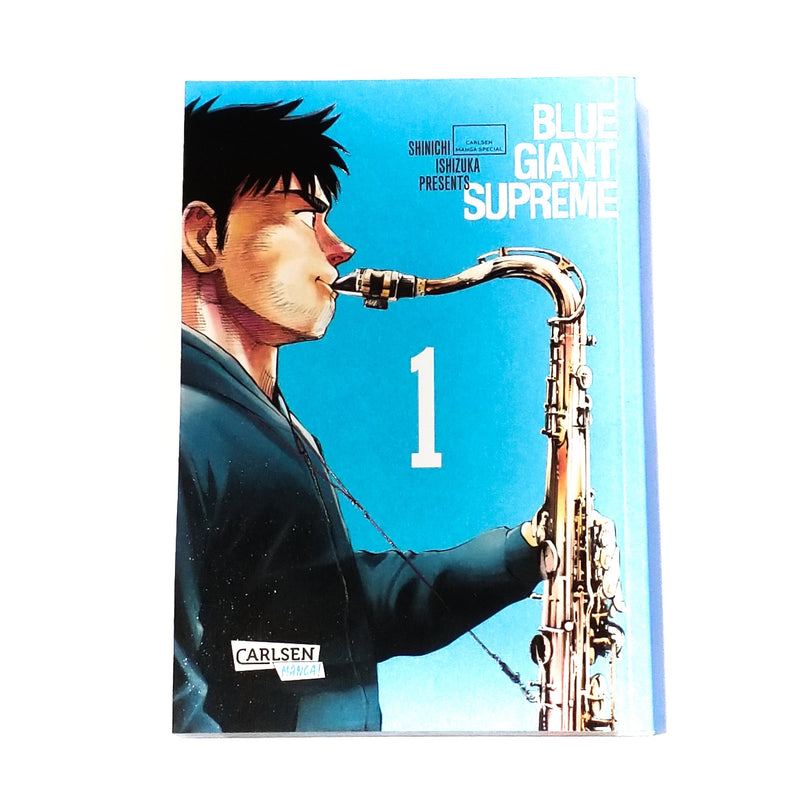 Blue Giant Supreme - Band 1 - J-Store Online