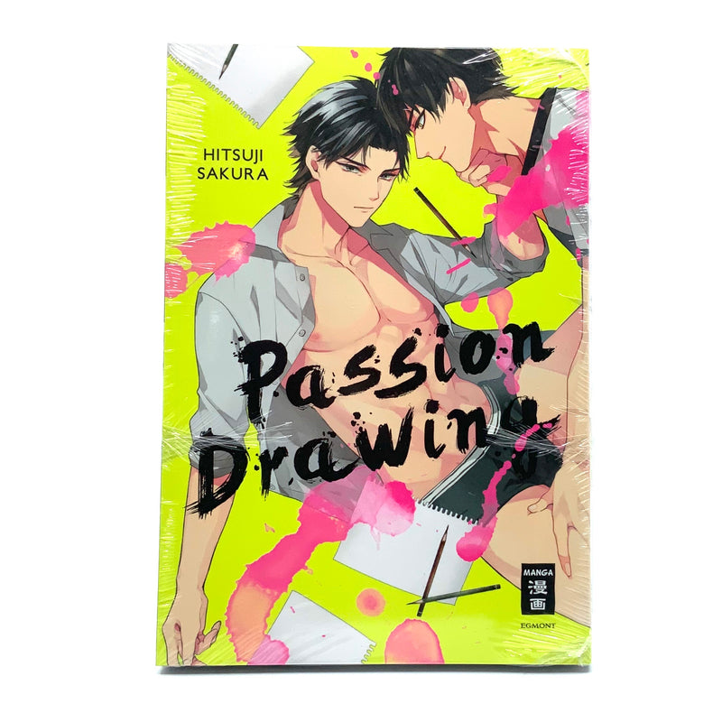 Passion Drawing - Einzelband - J-Store Online