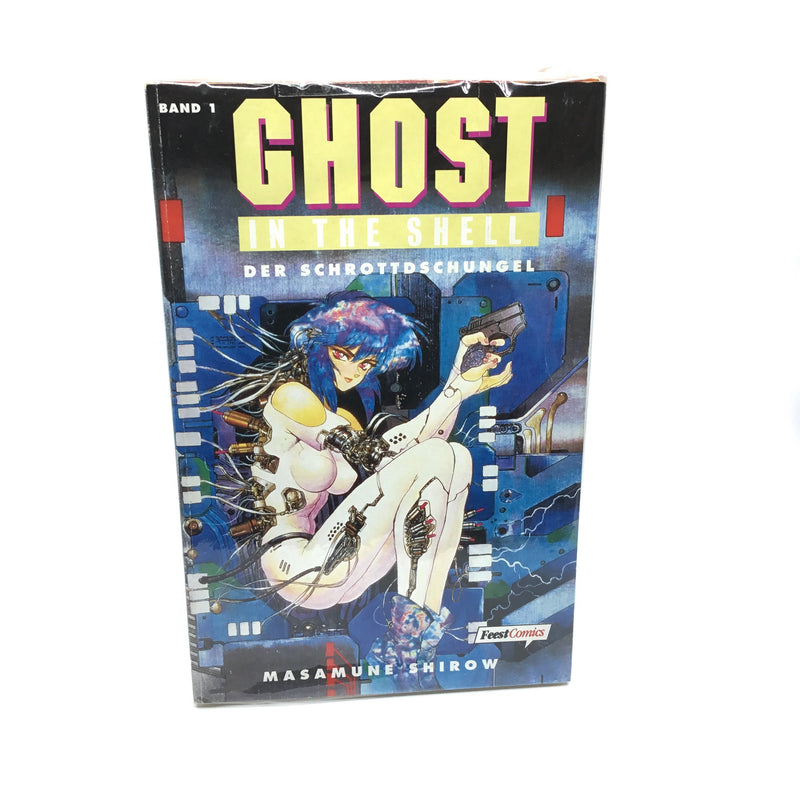 Ghost in the Shell 1-3 (Komplett) - alte Auflage