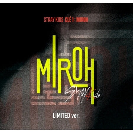 Stray Kids - CLE1 : Miroh (Limited Edition) - Pre-Order