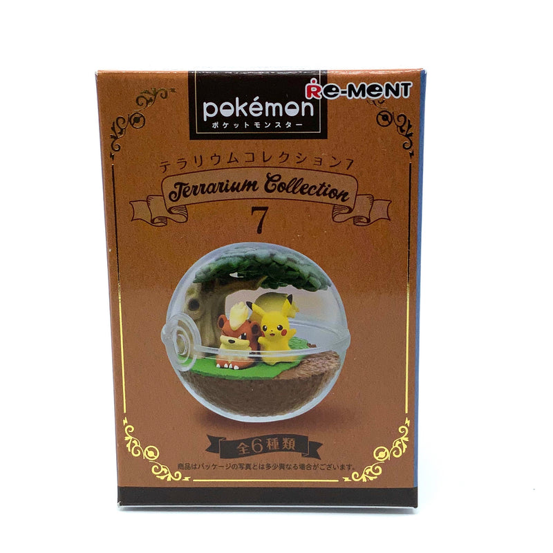 Pokémon - Terrarium Collection 7 - J-Store Online
