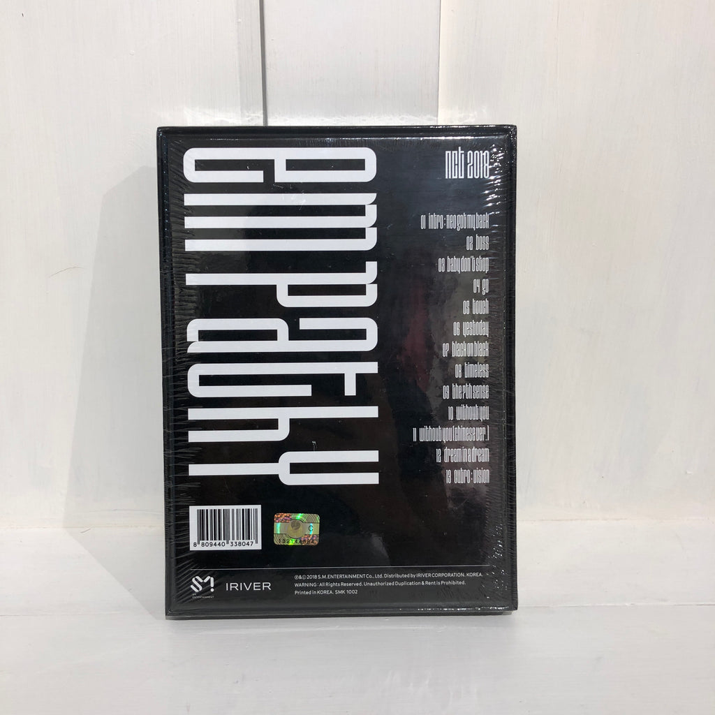 NCT 2018 - Empathy - Reality Version - J-Store Online