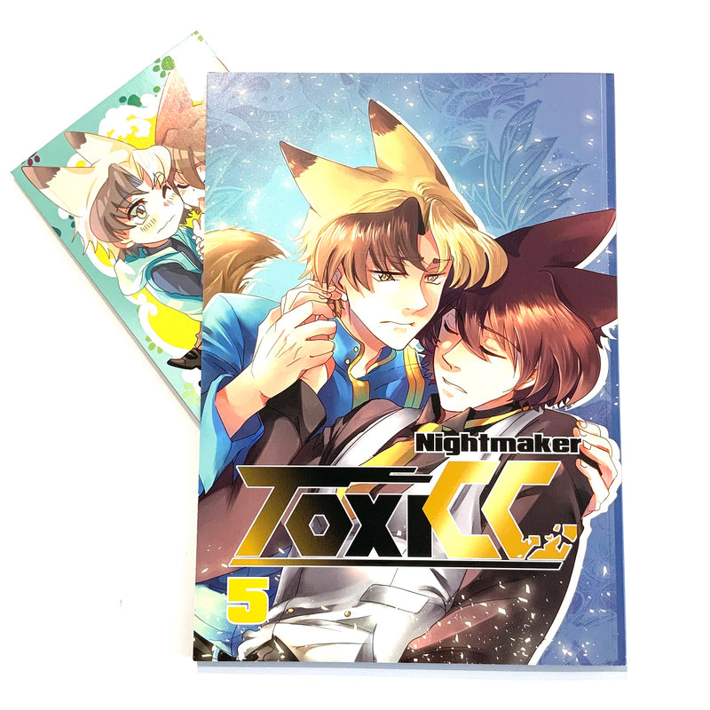 NIGHTMAKER - ToxiCC 5 - Manga - SPECIAL AUTOGRAMM - J-Store Online