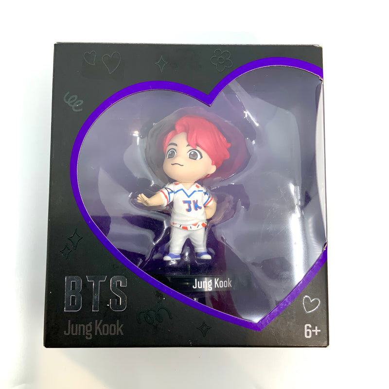House of BTS Mini Figure (Jin, Jung Kook, J-Hope, RM) - J-Store Online