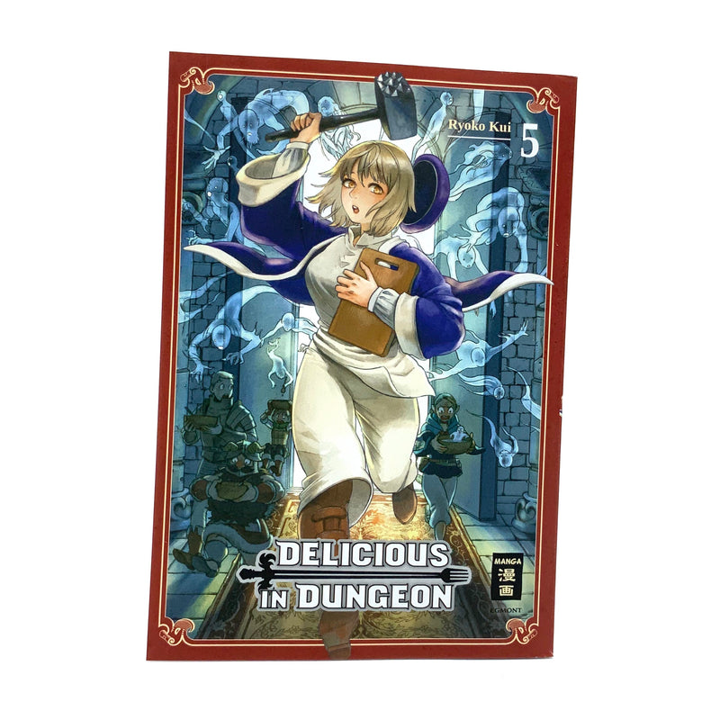 Delicious in Dungeon - Band 5 - J-Store Online