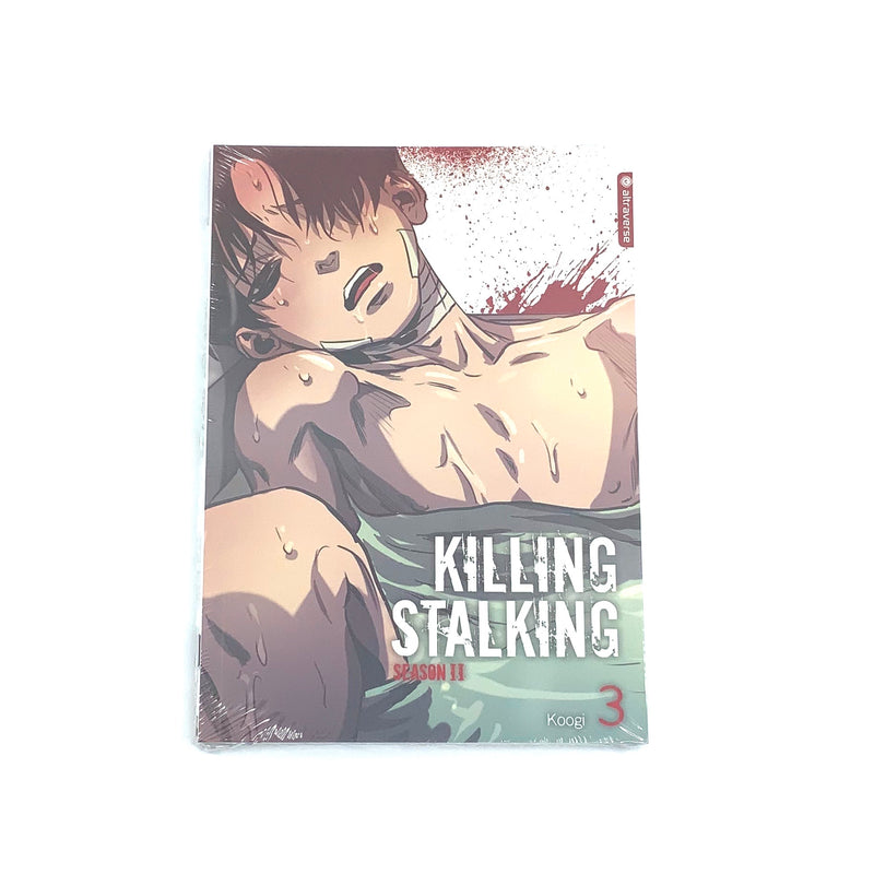 Killing Stalking - Season 2 - Band 3 - J-Store Online