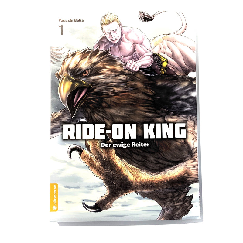 Ride-on King - Band 1 - J-Store Online