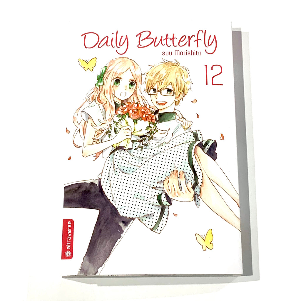 Daily Butterfly - Band 12 - J-Store Online