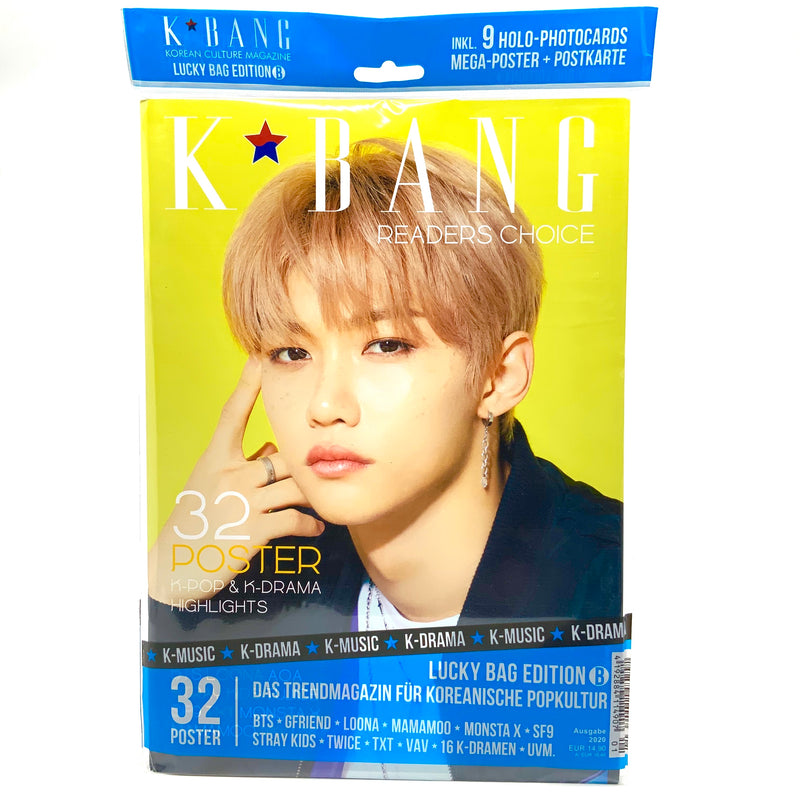 K-Bang Readers choice 2020 Lucky-bag Edition B