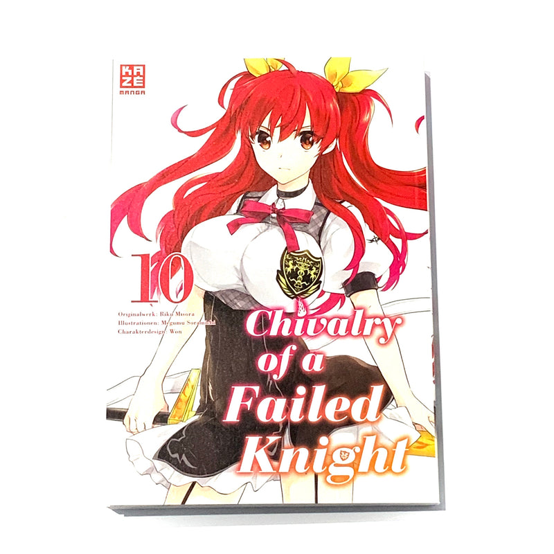 Chivalry of a failed Knight- Band 10 - J-Store Online