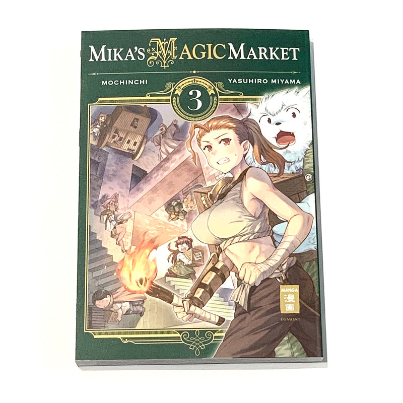 Mika's Magic Market - Band 3 - J-Store Online