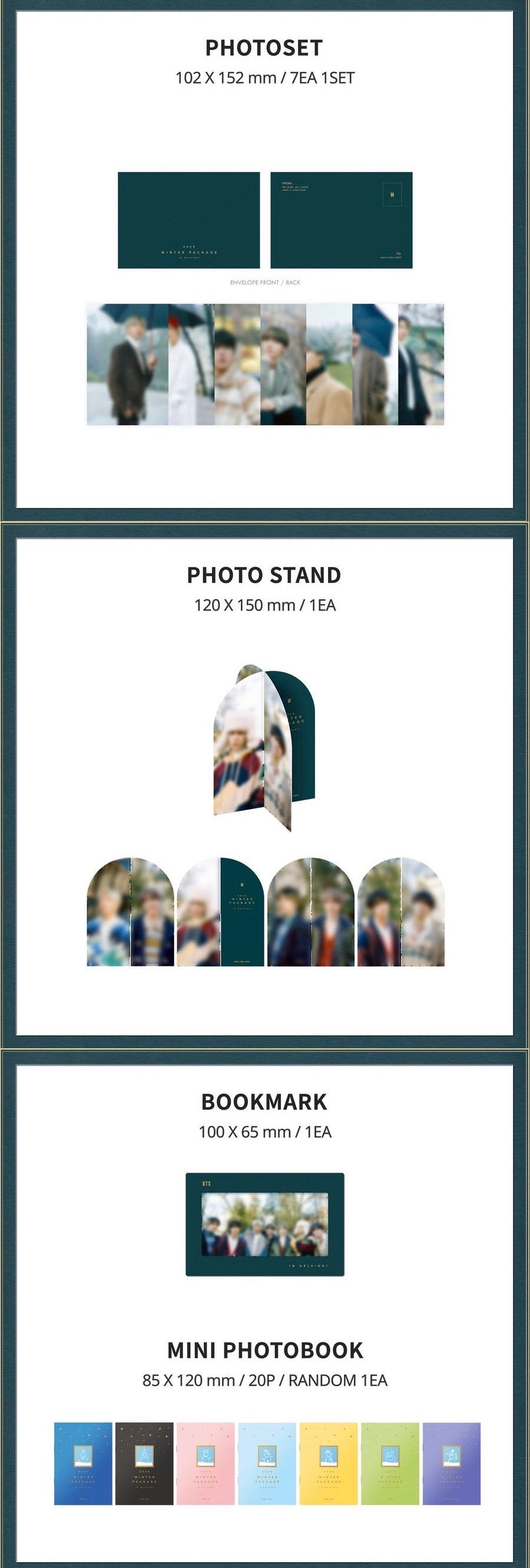 BTS - BTS 2020 Winter Package - J-Store Online