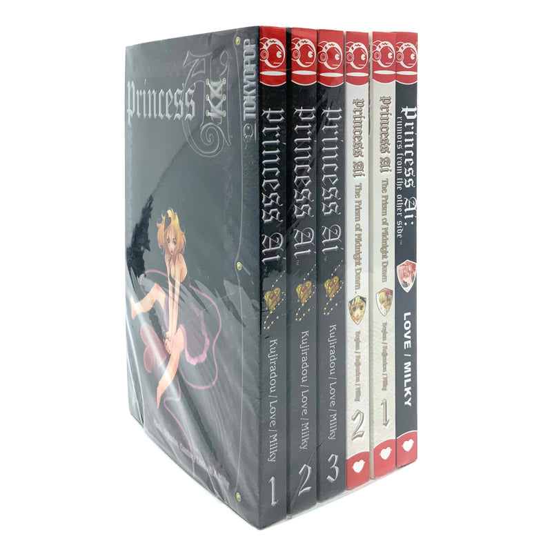 Princess Ai Collection (6 Mangas) (komplett) - J-Store Online