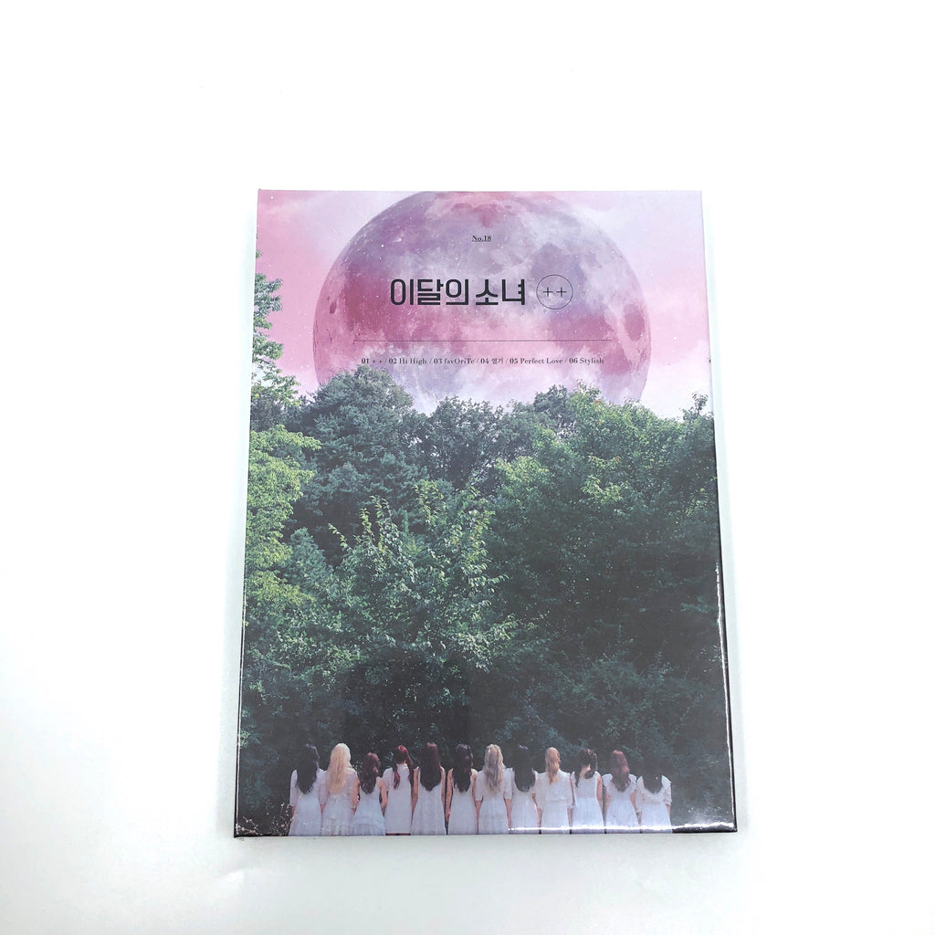 Loona - '[++]' - Limited Version B
