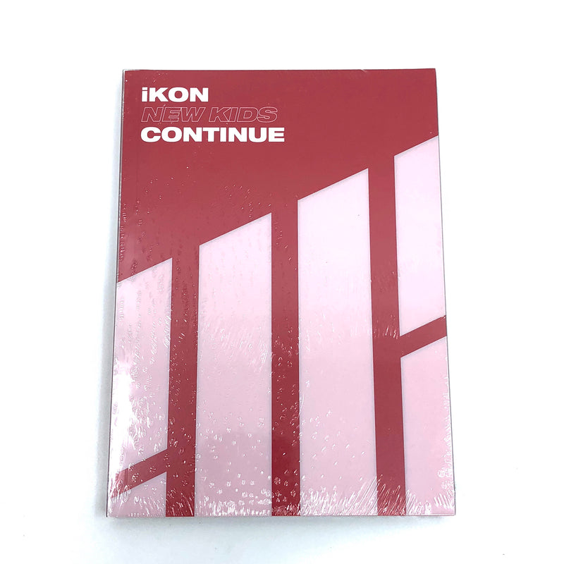 iKON - New Kids - Continue (Rot)
