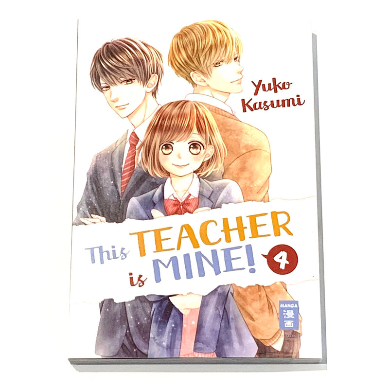 This Teacher is mine! - Band 4 - J-Store Online